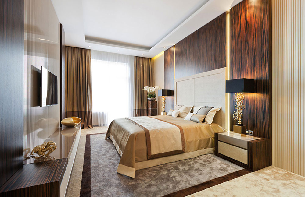 Avoid the crowds with a minimalist style 7 Avoid crowded interiors with a minimalist style