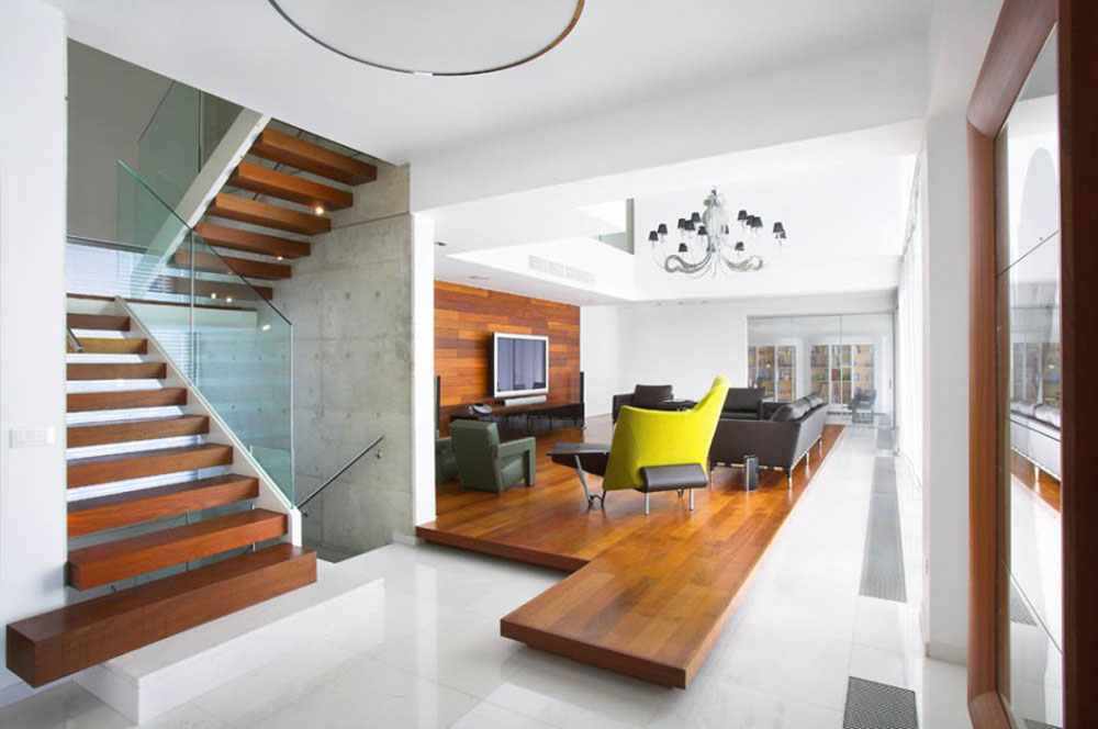 Avoid Crowd-With-A-Minimalist-Style-10 Avoid crowded, minimalist-style interiors