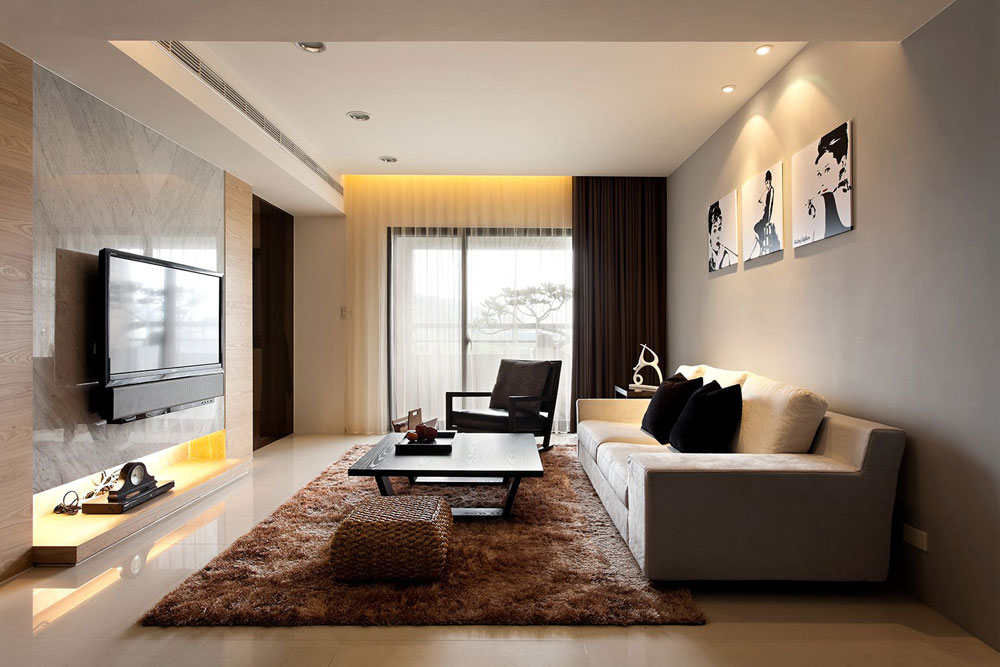 Avoid the crowds with a minimalist style 13 Avoid crowded interiors with a minimalist style