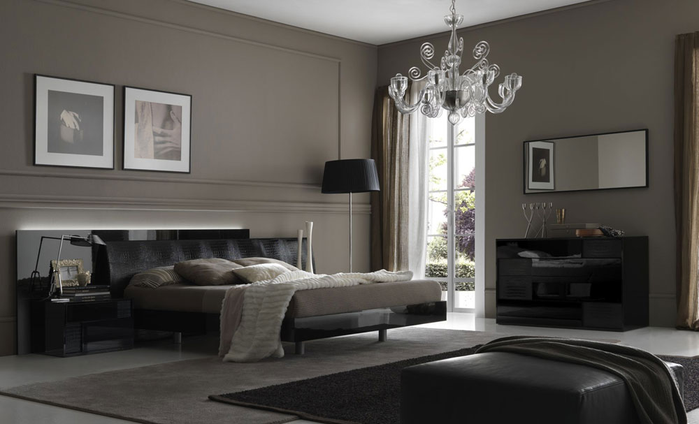 DIFFERENT SHADOWS OF THE GRAY master bedroom colors ideas and techniques