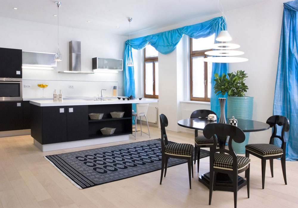 Consider the popularity of the blue color interior design trends 2016