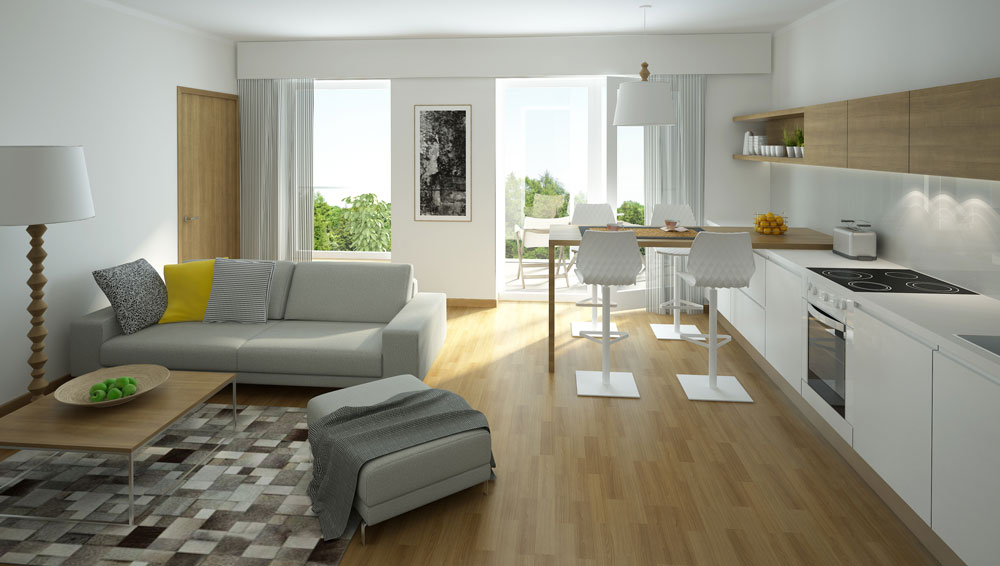 Natural and environmentally friendly aspect of interior design trends 2016