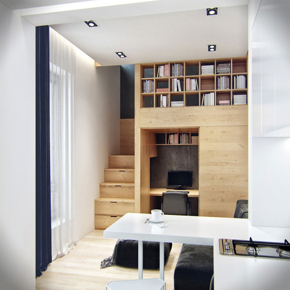 FINAL THOUGHTS Space-saving solutions for tidy houses