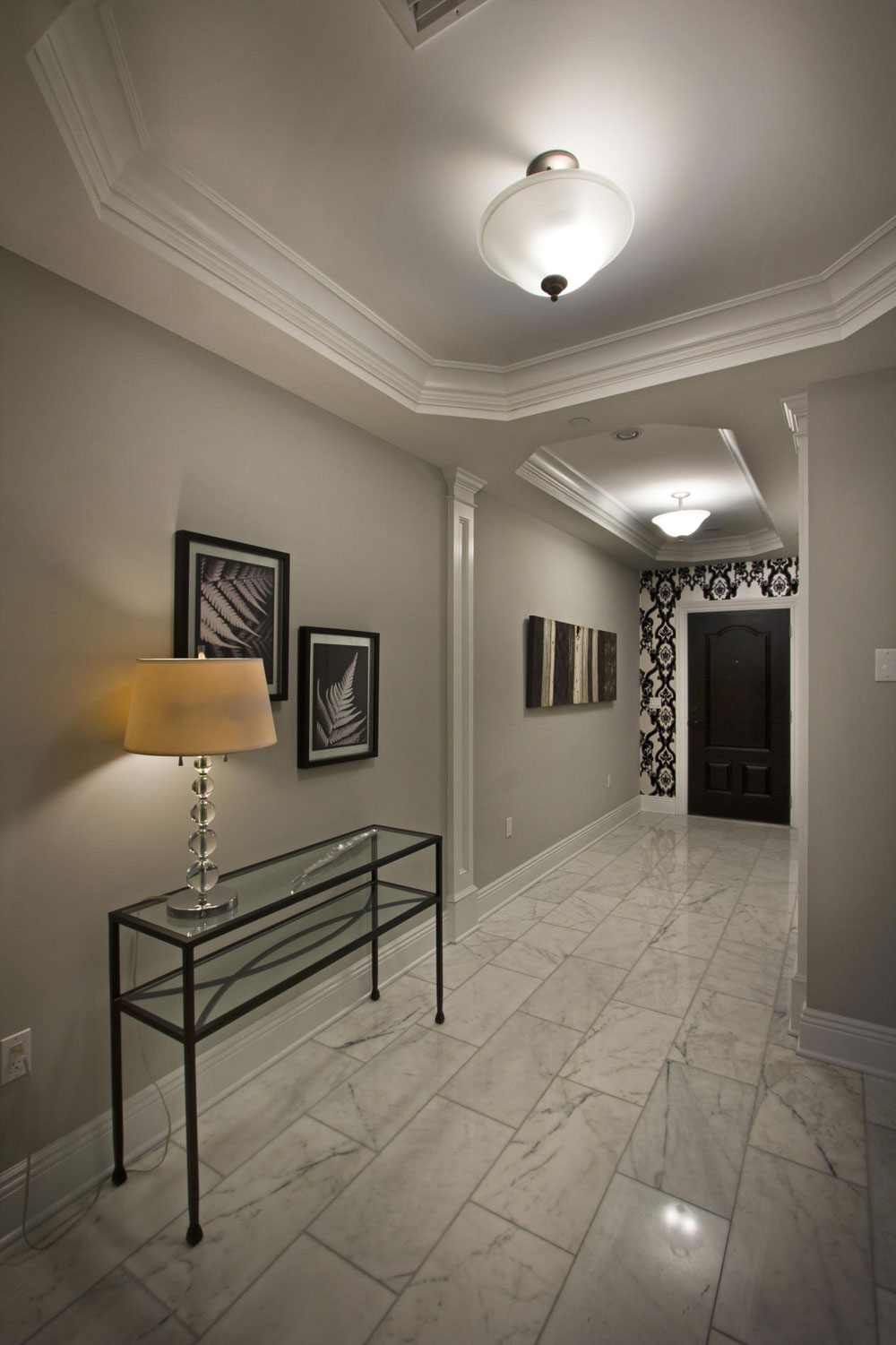 Warm Your Day With These Hallway Decorating Ideas-11 Warm up Your Day With These Hallway Decorating Ideas