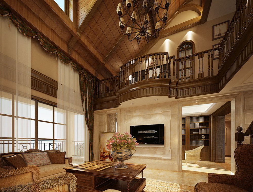 Wooden ceiling design ideas-9 wooden ceiling design ideas