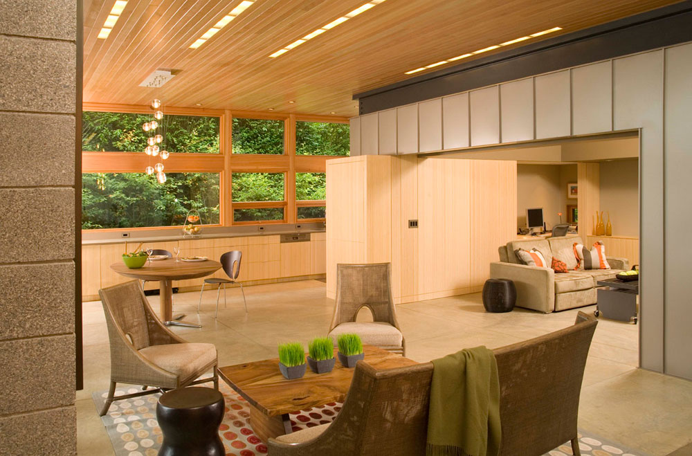 Use greener products for your home.  Green Technologies For Home
