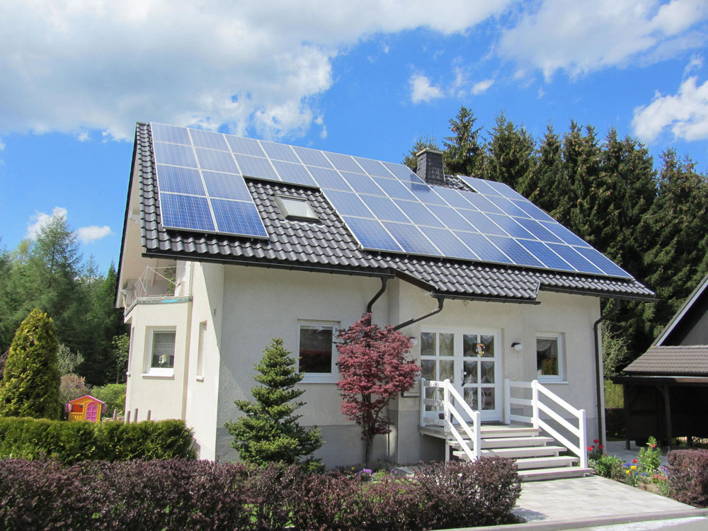 Investing in energy sources Green Technologies For Home