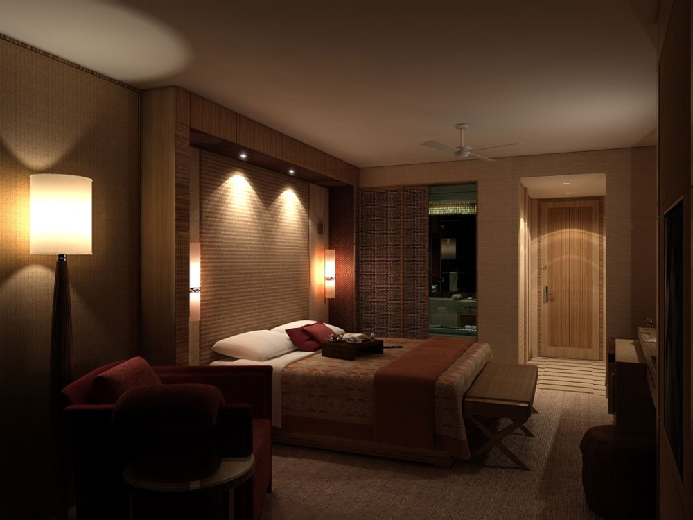 Bedroom lighting tips-3 bedroom lighting tips
