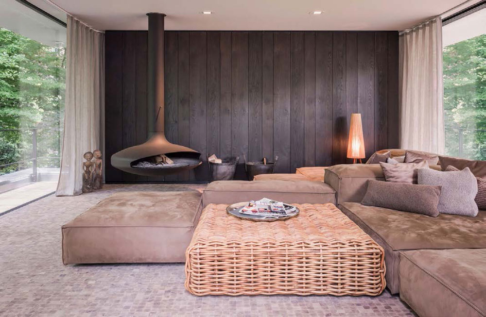 Brighten up your home with these living room lighting tips.  2 Brighten up your home with these living room lighting tips
