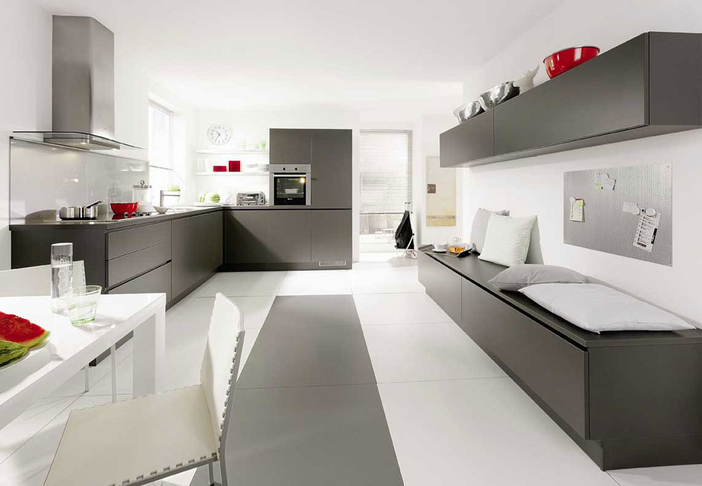 Stylish-gray-kitchen-inspiration-for-exquisite-houses-8 Stylish-gray-kitchen inspiration for exquisite-houses