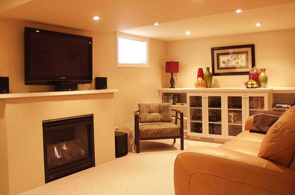Simplify Your Life Using These Basement Decorating Tips 13 Simplify Your Life Using These Basement Decorating Tips