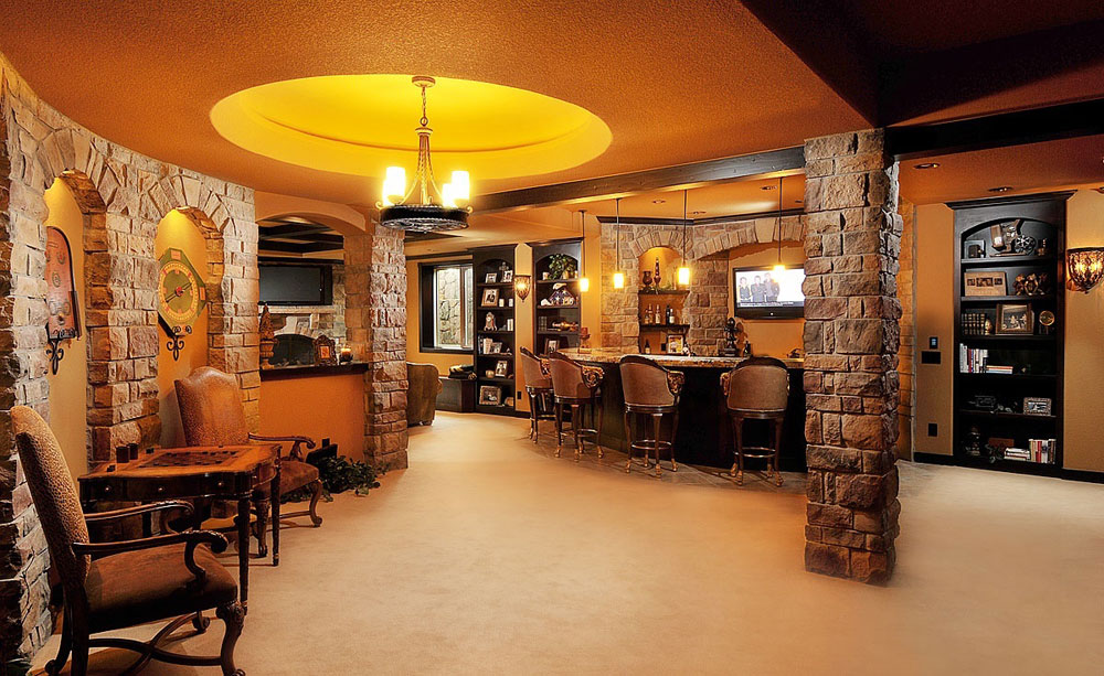 Simplify Your Life Using These Basement Decorating Tips 11 Simplify Your Life Using These Basement Decorating Tips