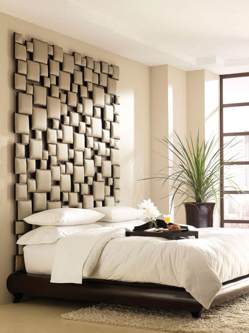 Fashionable bedrooms with these headboard decoration ideas-10 Fashionable bedrooms with these headboard decoration ideas