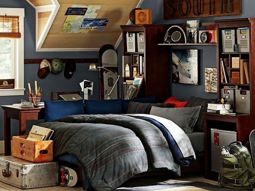 Teen Bedroom Design Ideas-12 Teen Bedroom Design Ideas