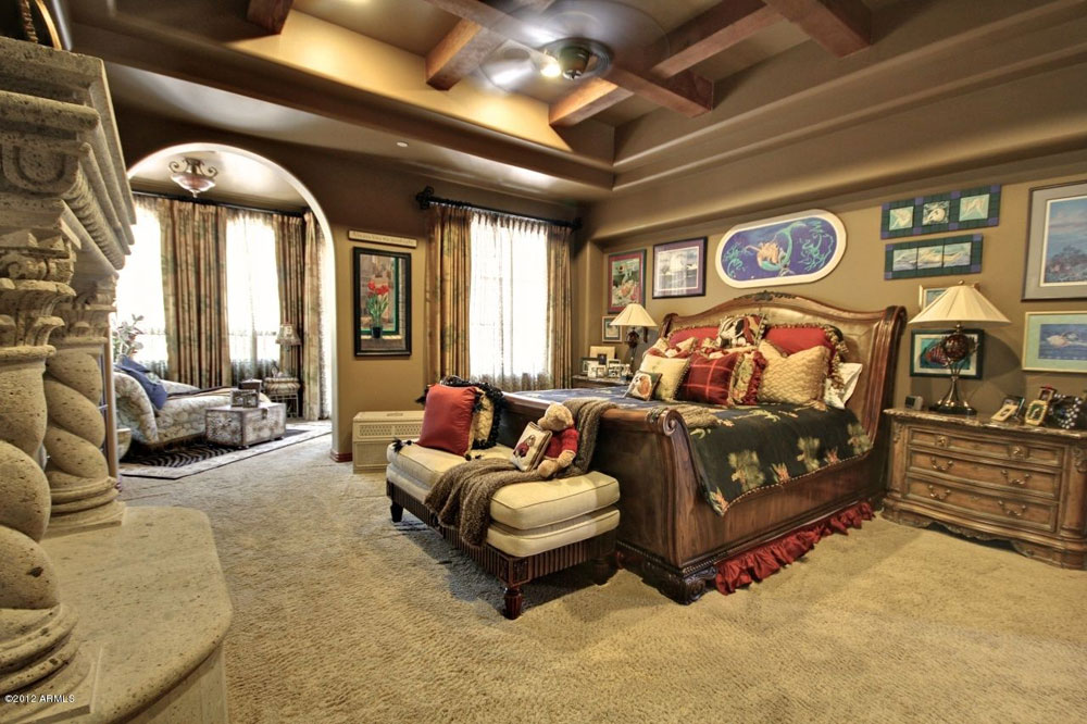 Enjoy your life with these colorful bedrooms 6 Enjoy your life with these colorful bedrooms