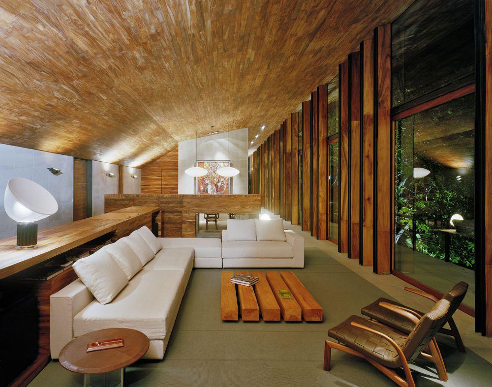 Wood Interior Decoration-Home Design-Ideas-6 Wood Interior Decoration Home Design Ideas
