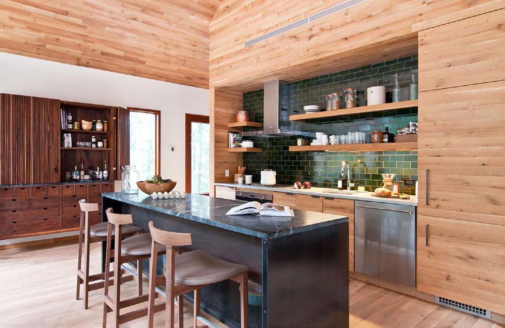 Wood Interior Decoration Home Design Ideas 4 Wood Interior Decoration Home Design Ideas