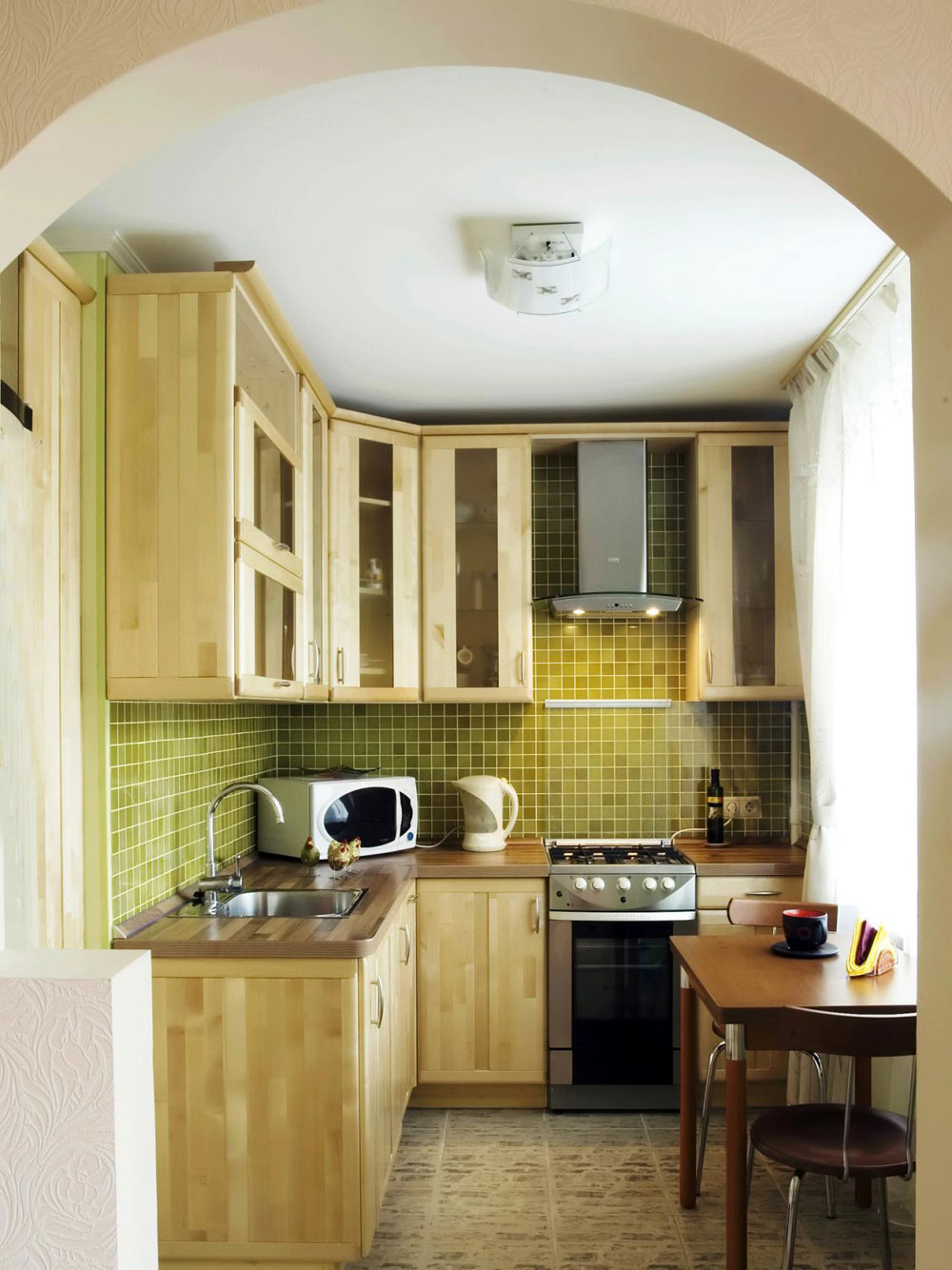 Tips and Ideas for Redesigning a Small Kitchen 7 Tips and Ideas for Redesigning a Small Kitchen