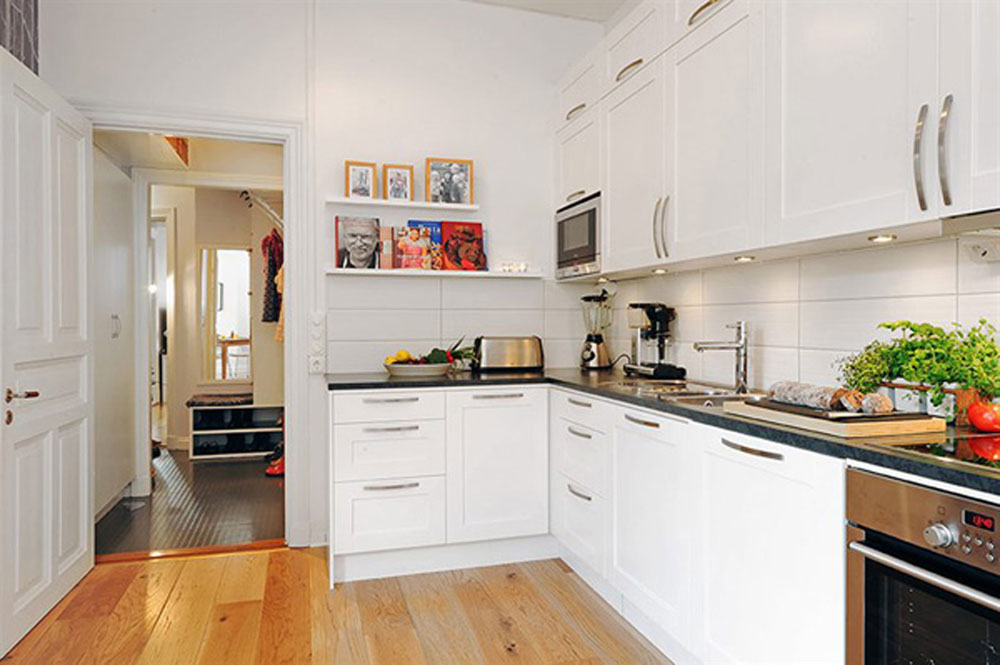 Tips and Ideas for Redesigning a Small Kitchen 3 Tips and Ideas for Redesigning a Small Kitchen
