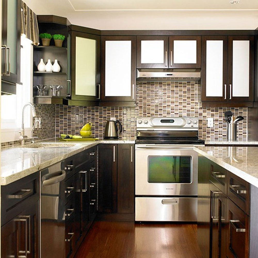 Tips and Ideas for Redesigning a Small Kitchen 8 Tips and Ideas for Redesigning a Small Kitchen