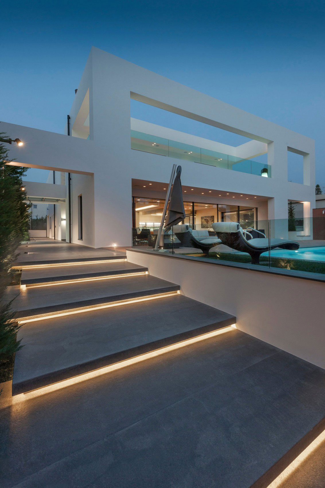 Modern family house by Dolihos Architects-18 Modern family house by Dolihos Architects