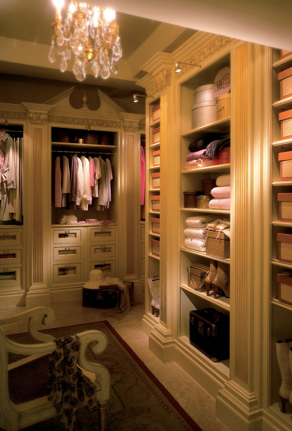Bedroom Closet Design Ideas To Organize Your Style 9 Bedroom Closet Design Ideas To Organize Your Style