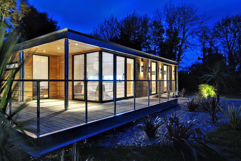 Modular houses can save time and money 1 Modular houses can save time and money