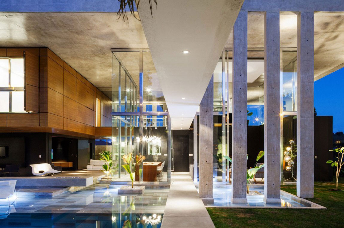 The Botucatu House stands as an architectural masterpiece-13 The Botucatu House stands as an architectural masterpiece