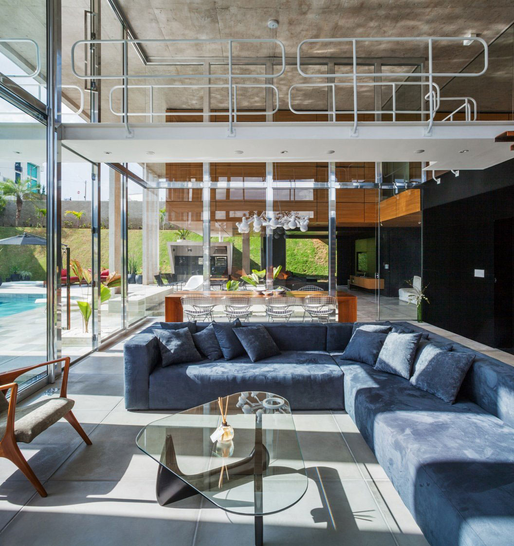 The Botucatu House stands as an architectural masterpiece 10 The Botucatu House stands as an architectural masterpiece