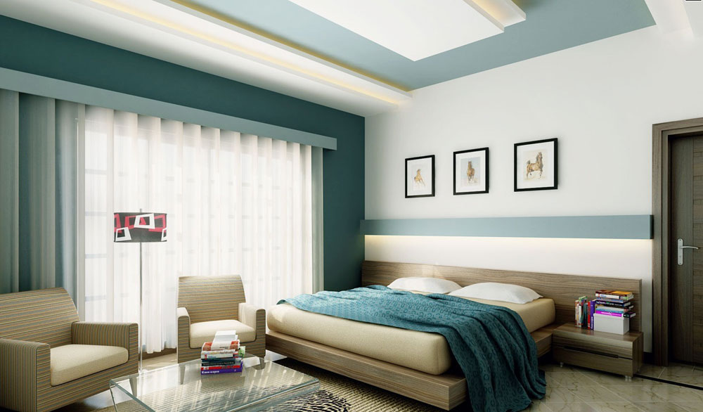 Ceiling color color schemes to create a great look 1 Ceiling color color schemes to create a great look