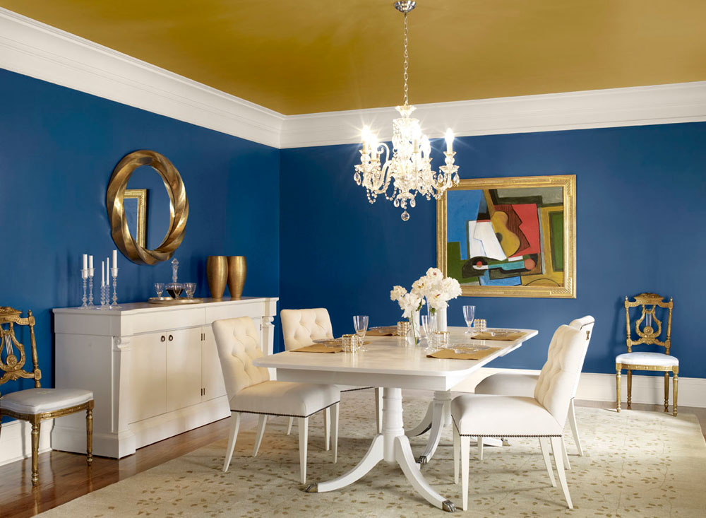 Ceiling Color Color Schemes to Make a Great Look 4 ceiling color color schemes to make a great look