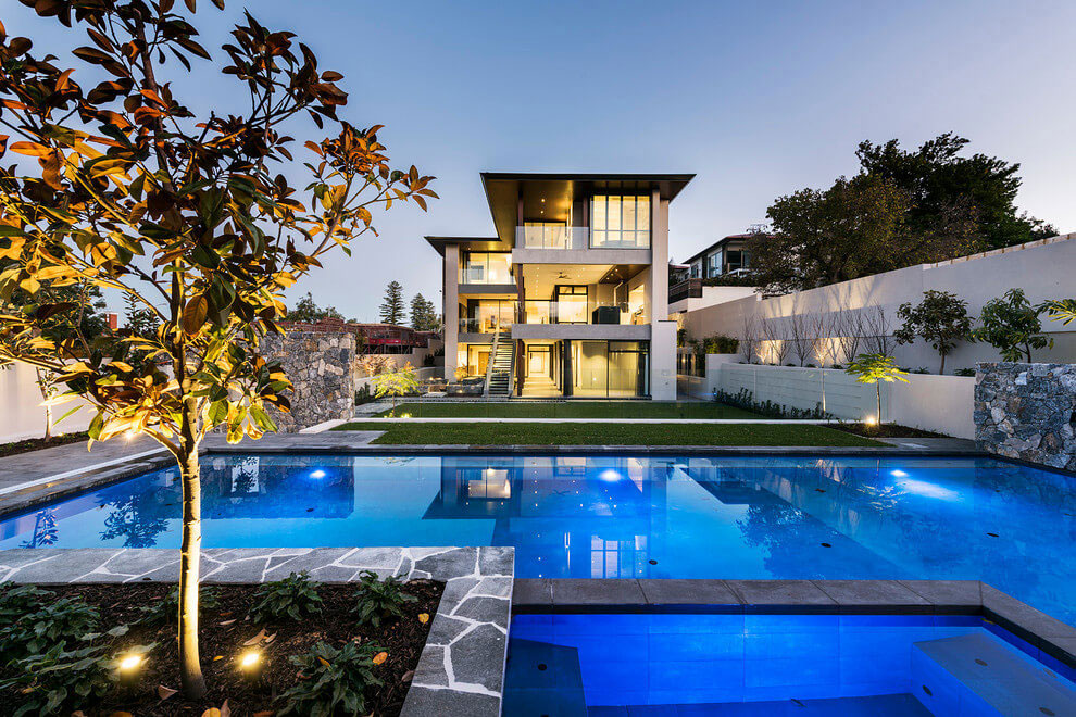 Modern house with a special look 17 Modern house with a special look