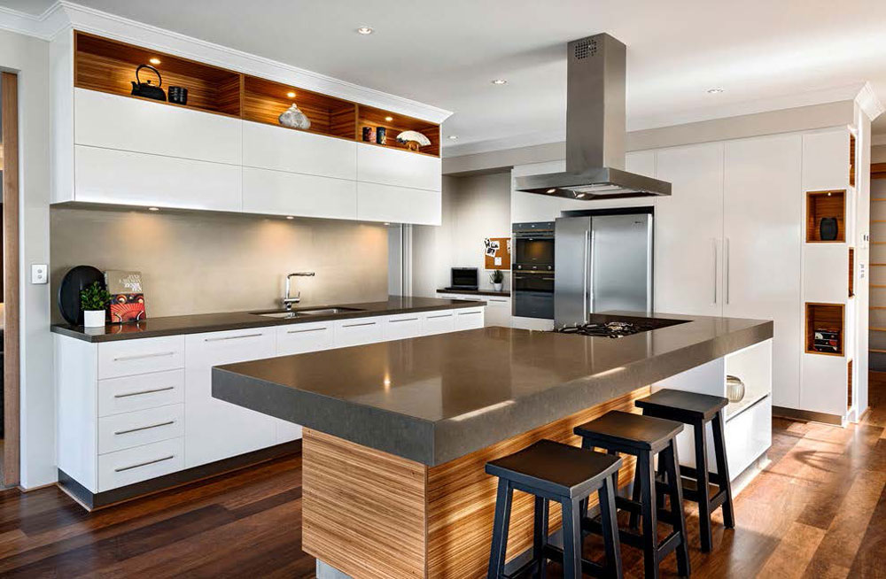 Tips and Guidelines for Decorating Over Kitchen Cabinets 2 Tips and Guidelines for Decorating Over Kitchen Cabinets
