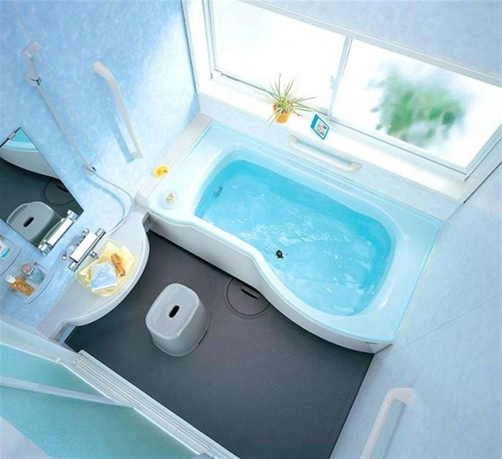 Designing-a-small-bathroom-ideas-and-tips-4 Designing-a-small-bathroom - ideas and tips