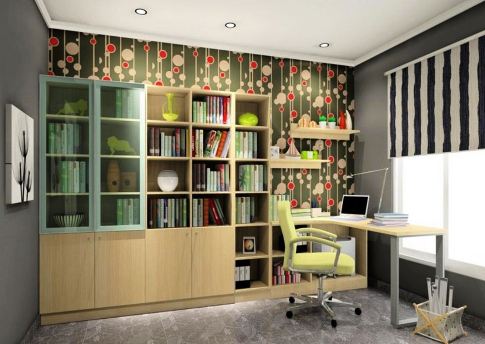 Study-room-design-ideas-for-children-and-teenagers-9 study-room-design-ideas for children and teenagers