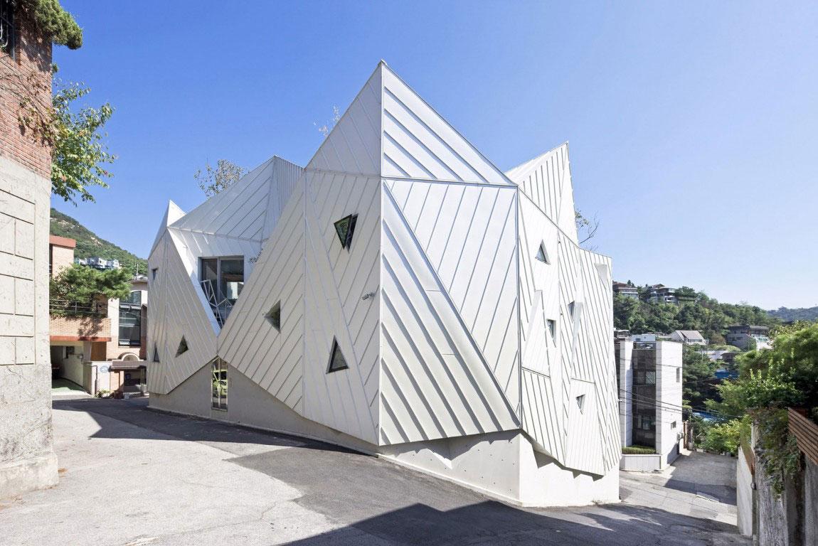 The modern Hwa Hun House, designed by IROJE-KHM-Architekten-5 The modern Hwa Hun House, designed by IROJE KHM Architects