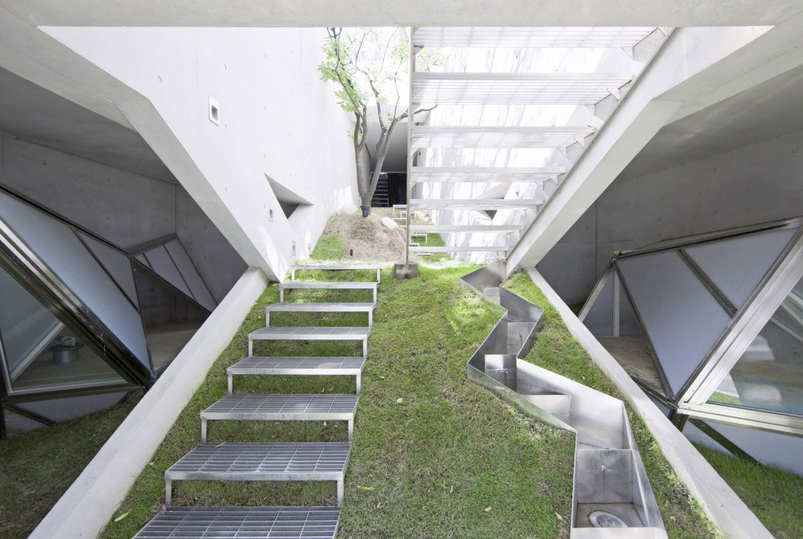 The modern Hwa Hun House, designed by IROJE-KHM-Architekten-9 The modern Hwa Hun House, designed by IROJE KHM Architects