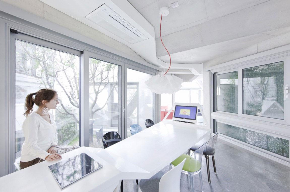 The modern Hwa Hun house, designed by IROJE-KHM-Architekten-12 The modern Hwa Hun house, designed by IROJE KHM Architects