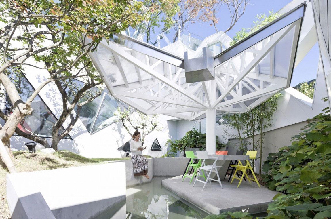 The modern Hwa Hun House, designed by IROJE-KHM-Architekten-8 The modern Hwa Hun House, designed by IROJE KHM Architects