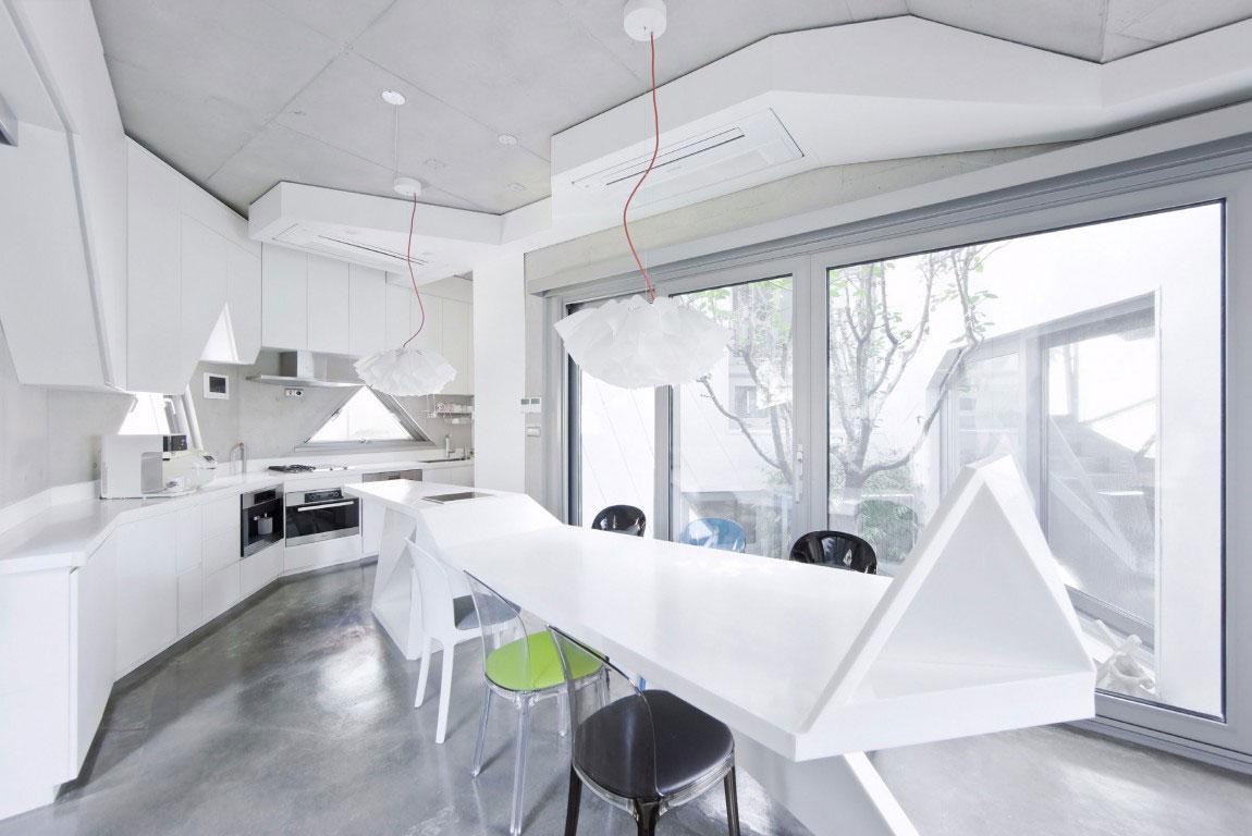 The modern Hwa Hun House, designed by IROJE-KHM-Architects-13 The modern Hwa Hun House, designed by IROJE KHM Architects