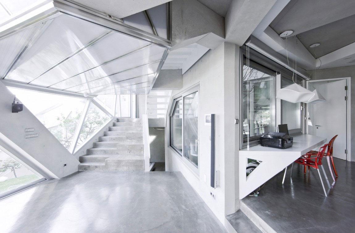 The modern Hwa Hun House, designed by IROJE-KHM-Architects-14 The modern Hwa Hun House, designed by IROJE KHM Architects