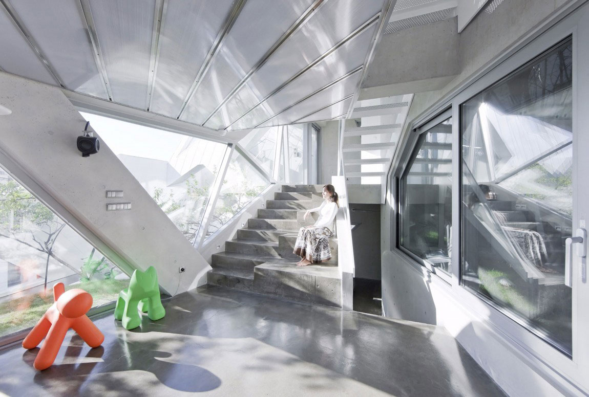 The modern Hwa-Hun-Haus, designed by IROJE-KHM-Architekten-15 The modern Hwa-Hunnen-Haus, designed by IROJE KHM Architekten