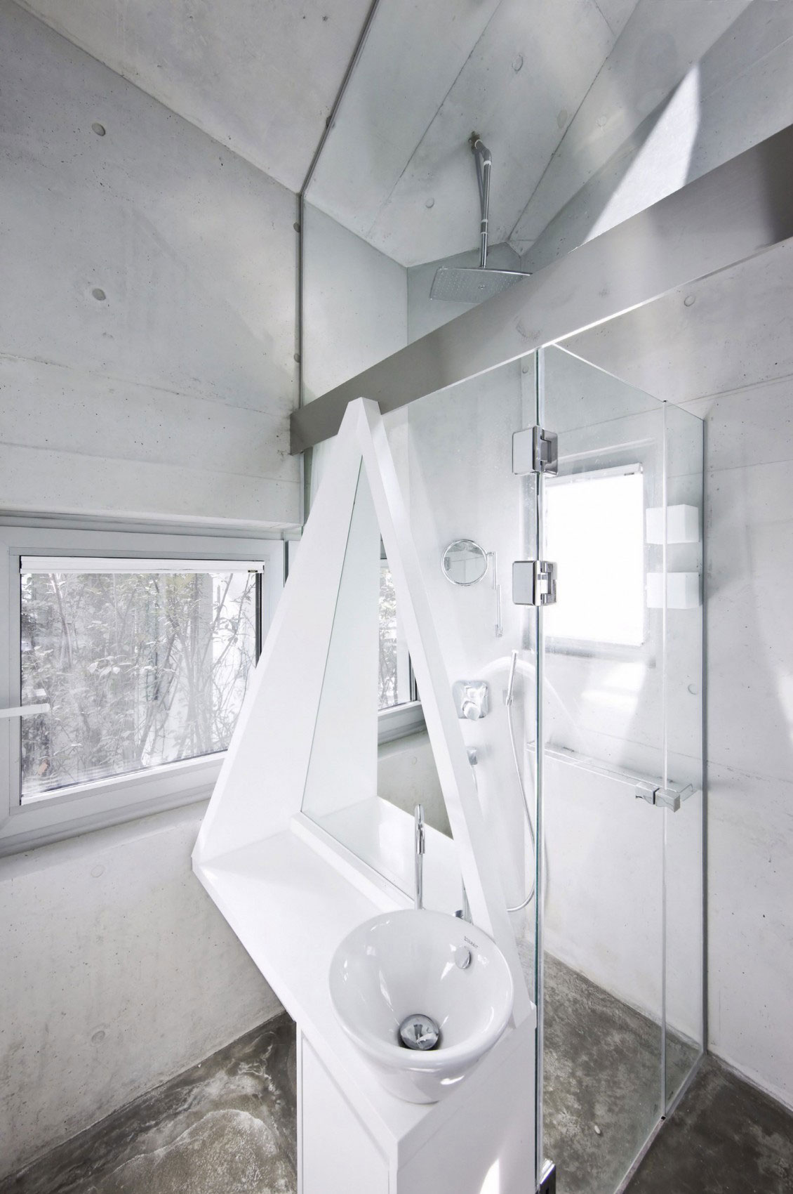 The modern Hwa-Hun-Haus, designed by IROJE-KHM-Architekten-18 The modern Hwa-Hunnen-Haus, designed by IROJE KHM Architekten