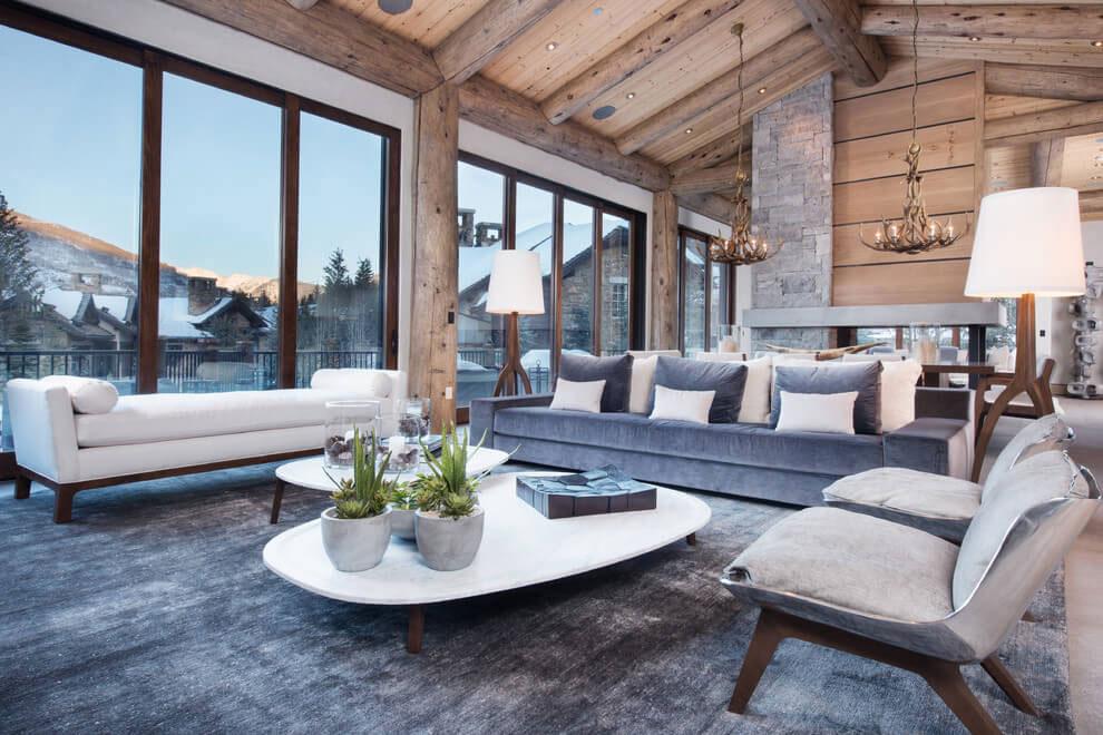 Ski-chalet-presentation-the-beauty-of-natural-wood-4 ski-chalet-presentation of the beauty of natural wood