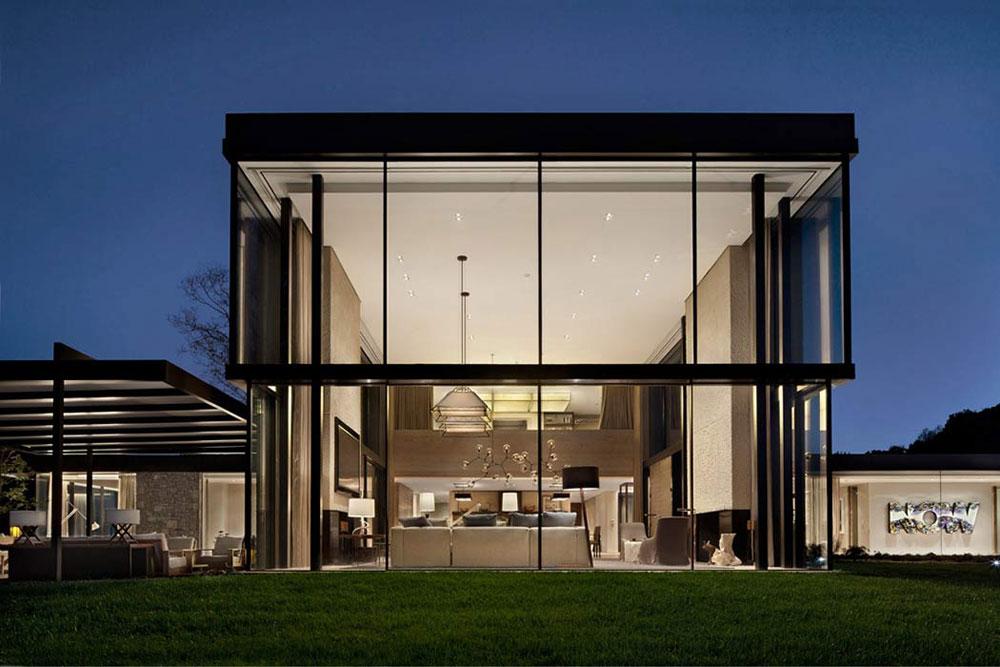 Modern Farmhouse-Designed-by-Meyer-Davis-Studio-11 Modern Farmhouse Designed by Meyer Davis Studio