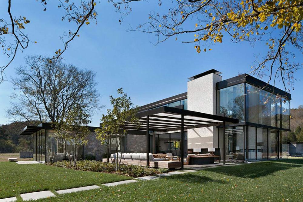 Modern Farmhouse-Designed-by-Meyer-Davis-Studio-10 Modern Farmhouse Designed by Meyer Davis Studio