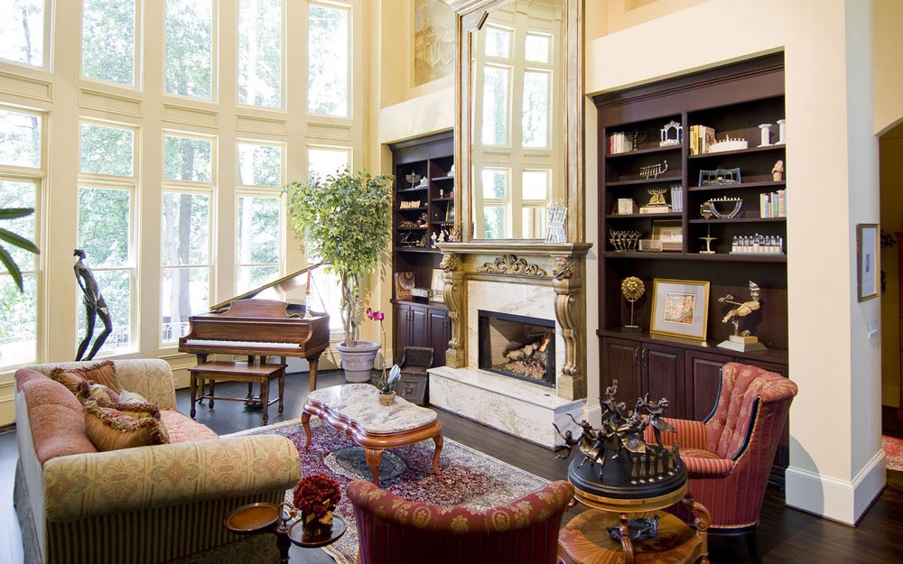 The Art Of Designing With Antiques - Interior Design Ideas 7 The Art Of Designing With Antiques - Ideas For Interior Design