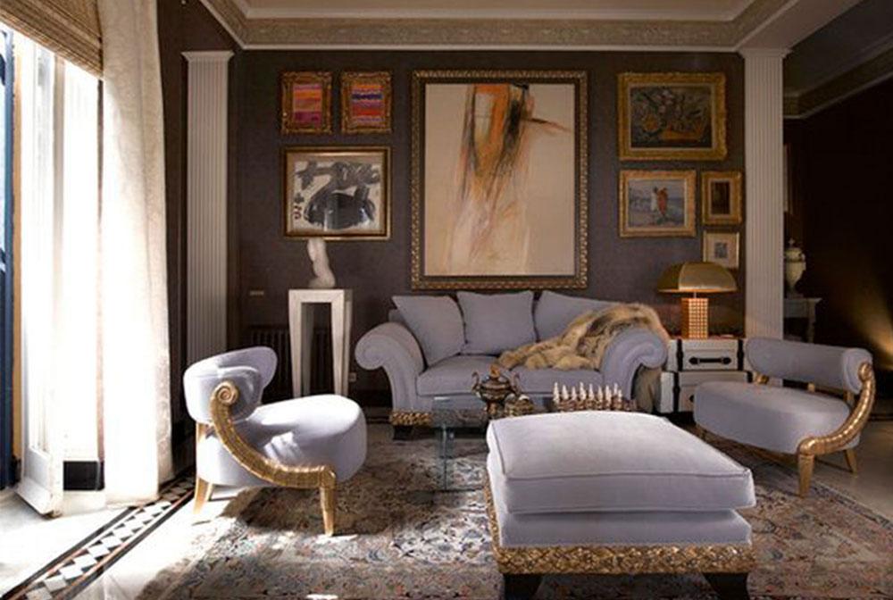 The Art Of Designing With Antiques - Interior Design Ideas 4 The Art Of Designing With Antiques - Interior Design Ideas