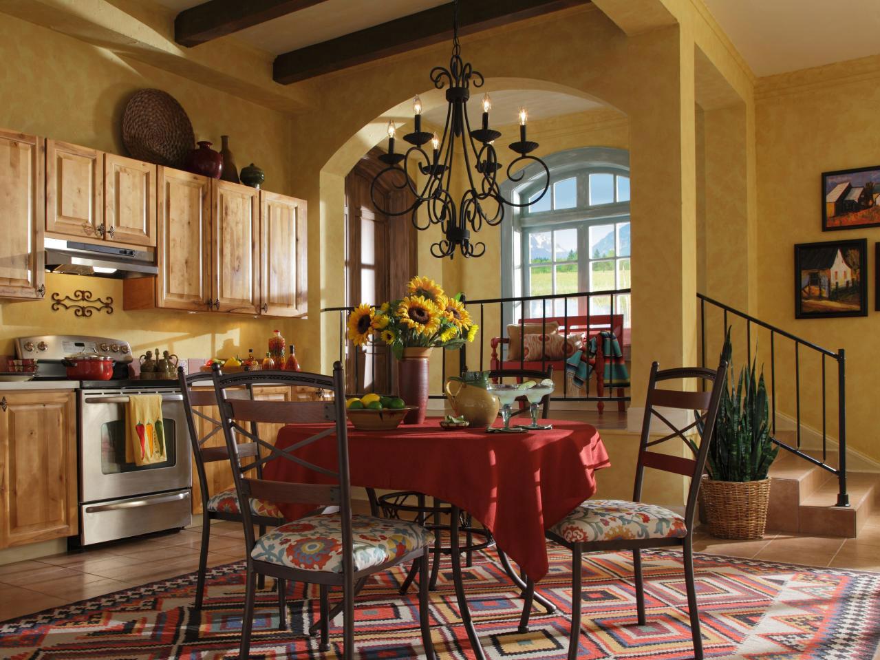 Southwestern-Interior-Design-Style-and-Decoration-Ideas-9 Southwestern Interior Design, Style and Decoration-Ideas