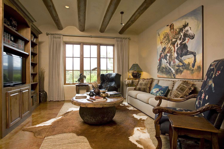 Southwestern-Interior-Design-Style-and-Decoration-Ideas-13 Southwestern Interior Design, Style and Decoration-Ideas